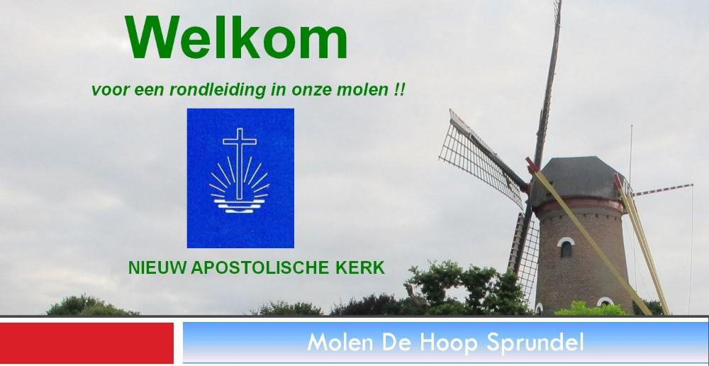 Welkom Nieuw Apostolische Kerk